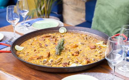 El menú del día Ideal en Valencia